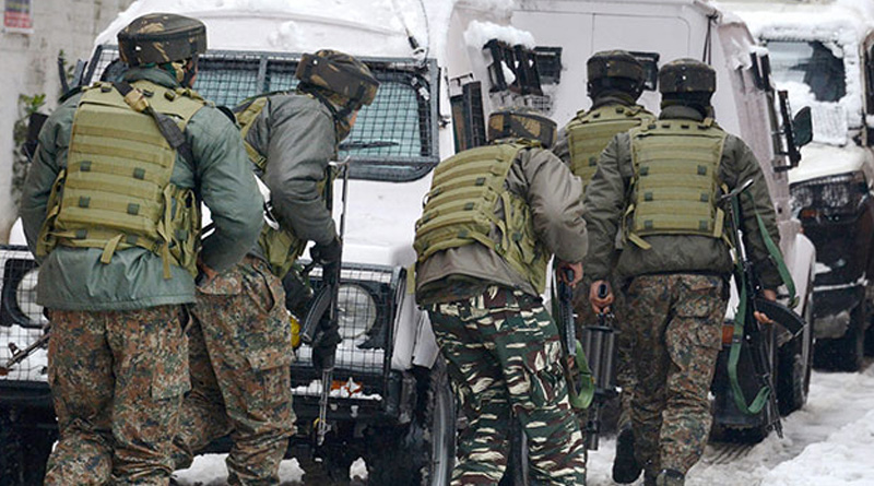 2 suspected terrorists arrested in J-K's Poonch, bid to attack temple foiled। Sangbad Pratidin