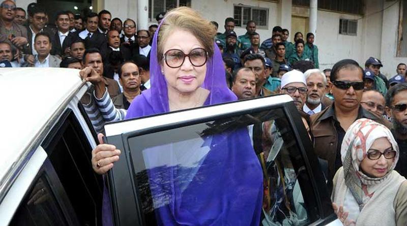 Former Bangladesh PM Khaleda Zia kept as general prisoner in uniform