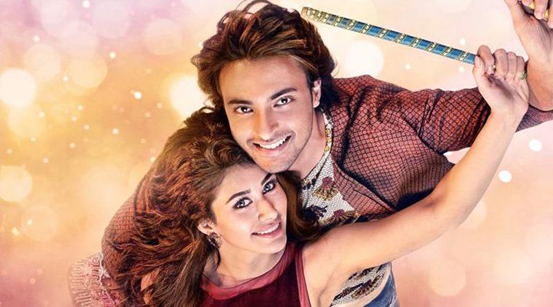 Salman Khan production 'Loveratri' first look out