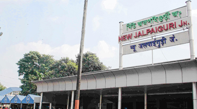 Instead of NJP, Source station of Darjeeling mail may be shifted to Alipurduar Jn.