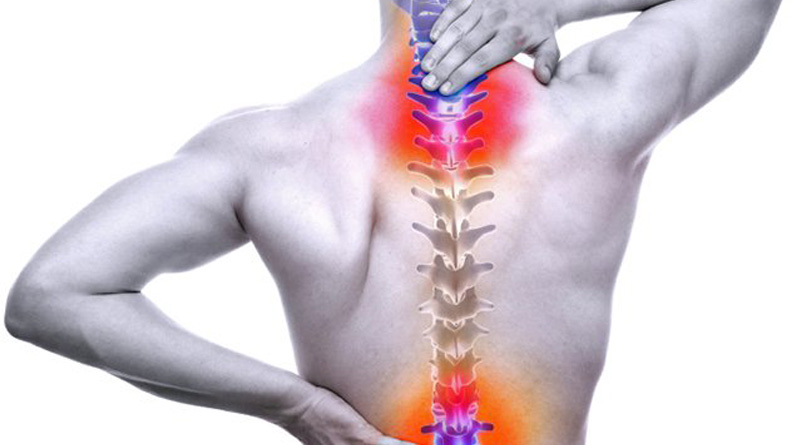 Pain in spinal cord indicator of major ailment