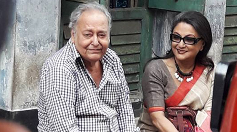 Soumitra chatterjee, Aparna Sen to act together in fresh venture