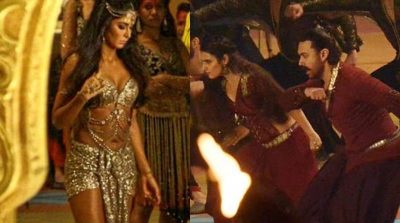 Katrina Kaif, Aamir Khan and Fatima Sana Shaikh's Thugs Of Hindostan pics leaked