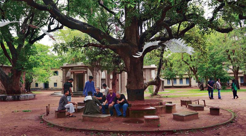 Visva Bharati University ranking plunges