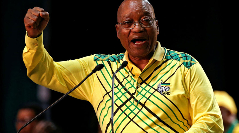 South Africa President Jacob Zuma quits post