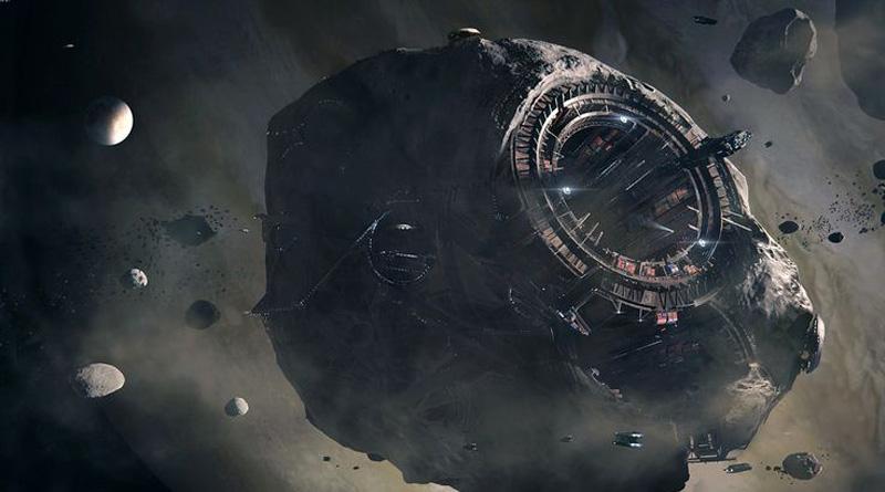 NASA prepares for deep space mining