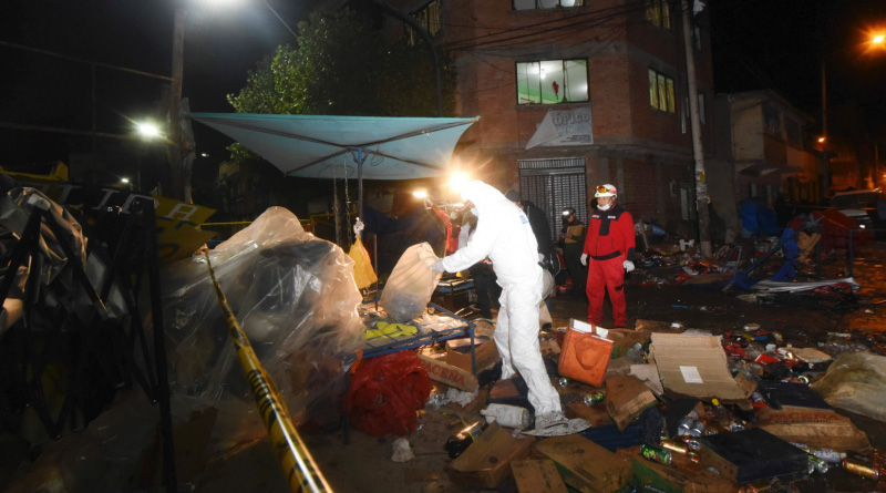 Terror attacks, accidents claim 48 lives in Bolivia Carnival