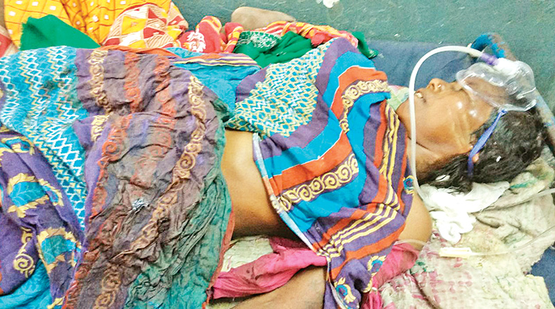 Woman allegedly beaten for practising witchcraft