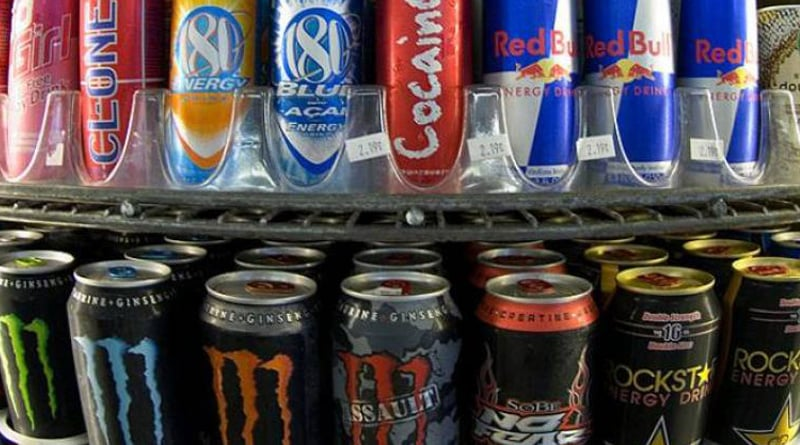 A man almost lost his life to brain hemorrhage as he drank 25 cans of energy drinks