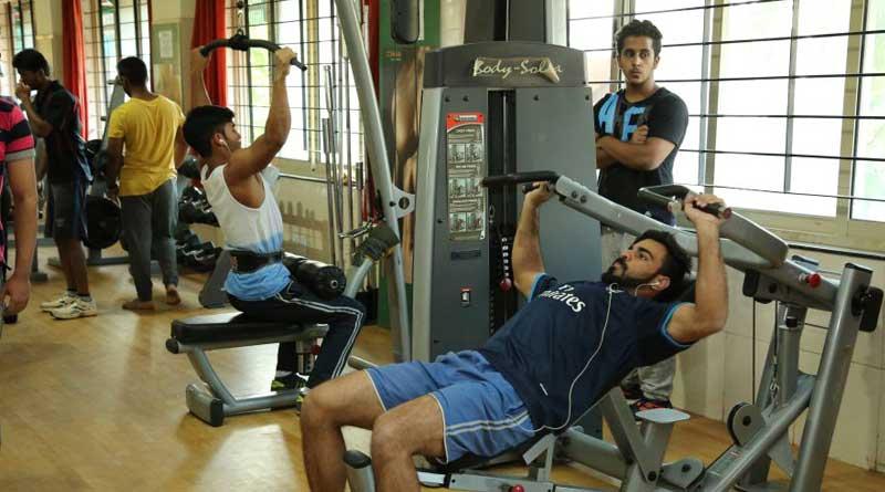 Gym for inmates in Mumbai's Arthur Road jail
