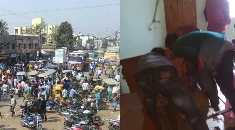 Family members ransacked nursing home for medical negligence in Burdhan