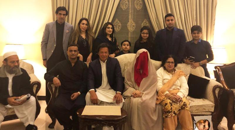 Pakistan leader Imran Khan marries spiritual adviser Bushra Maneka