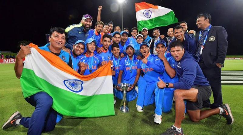 Credit goes to boys: Rahul Dravid on India beating Australia in U19 WC title clash