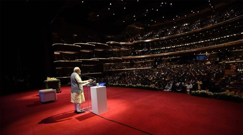 PM Modi To Witness Foundation Stone Ceremony For First Hindu Temple In Abu Dhabi