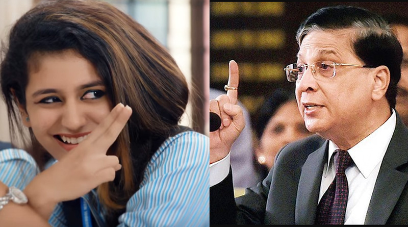 SC stays all criminal proceedings against Priya Prakash Varrier for 'wink song'
