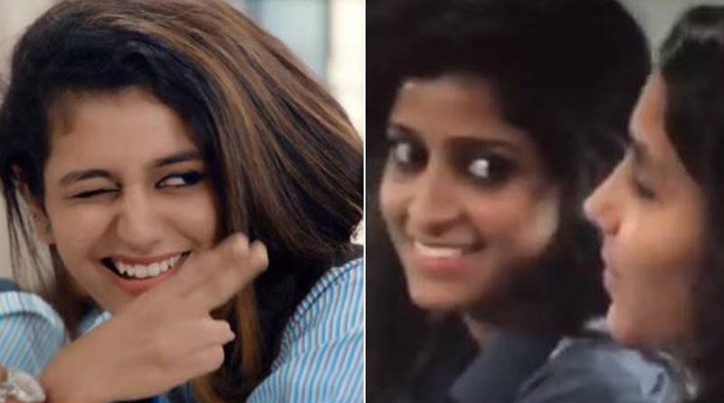 Is Priya Prakash Varrier's Oru Adaar Love wink copied from another film?