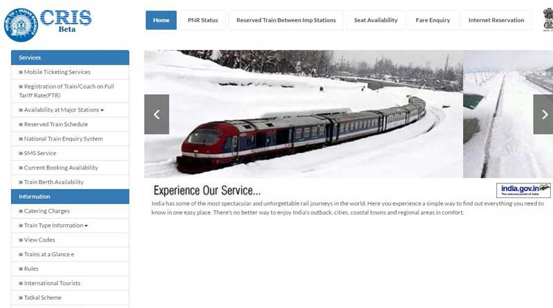 Indian Railways launch website to address grievances, allegations