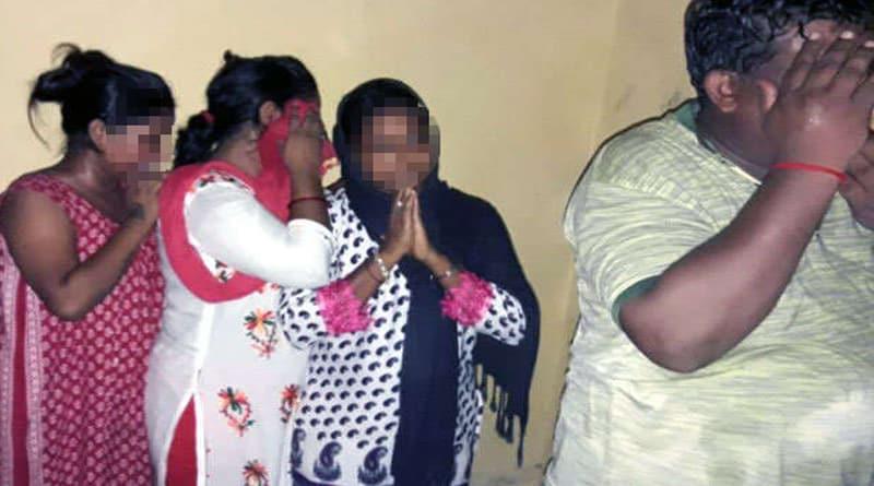 Police Break up Sexhive in Tarapith, three women arrested