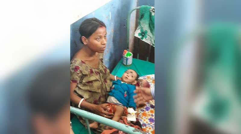 Siliguri: Man stabs 4-month-old son over land dispute