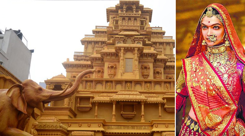 After 'Baahubali' Sreebhumi to create 'Padmaavat' on Durga Puja