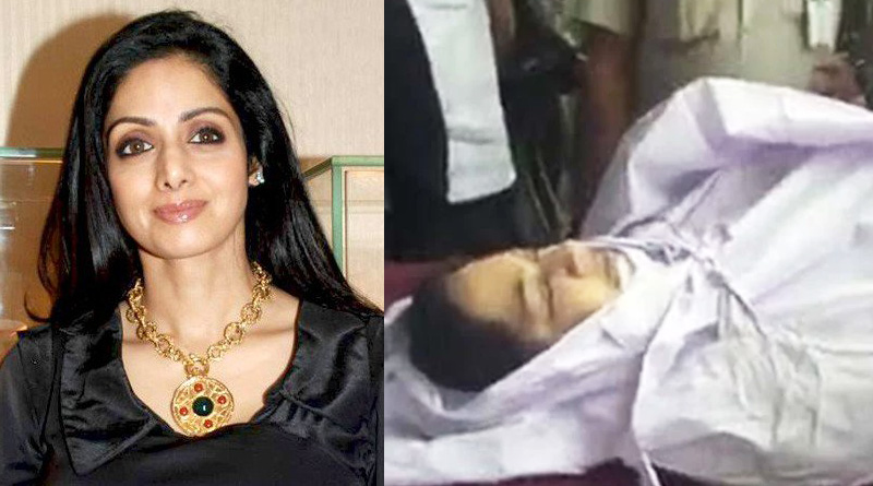 Dubai police issues release letter for Sridevi's mortal remains