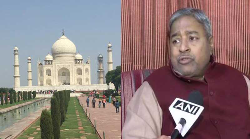 Will convert Taj Mahal to Tej Mandir: Vinay Katihar