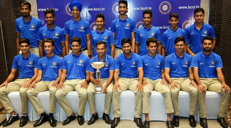U19 Team India returns home after winning world cup