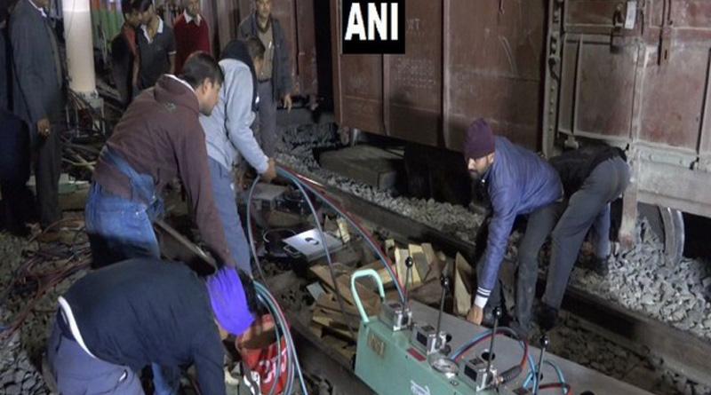 Goods train derails in Madhya Pradesh, no casualty