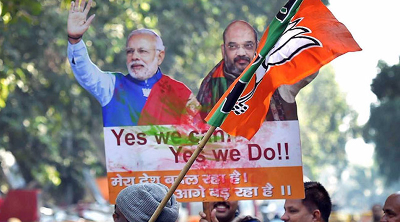 ADR report: BJP's income up by 81.18%, Congress's suffers from fall