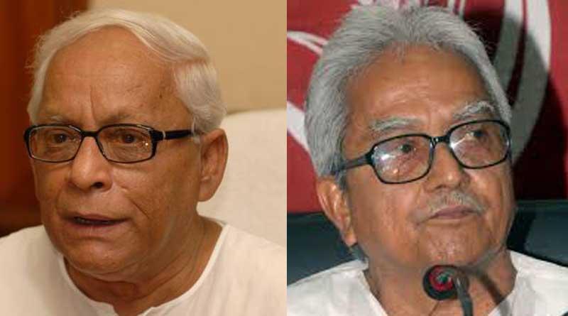 Ex-CM Buddhadeb Bhattacharya leaves CPM state committee