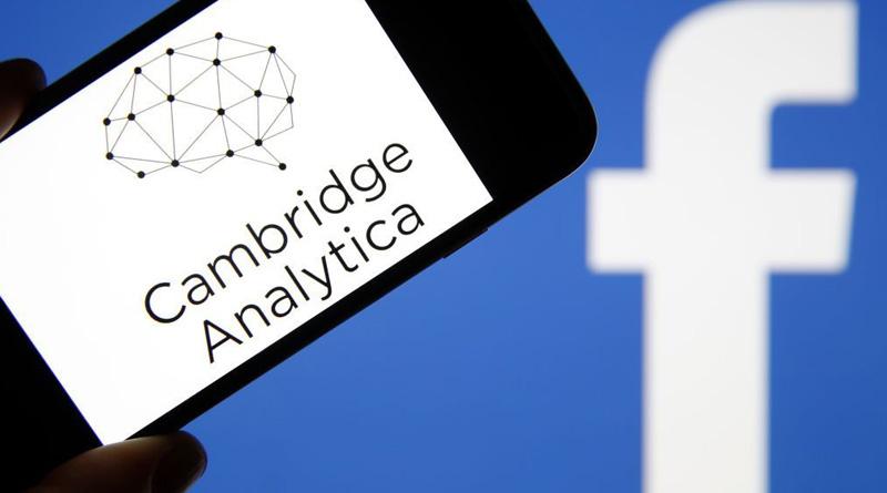 London: Raid at Cambridge Analytical's office Across the city