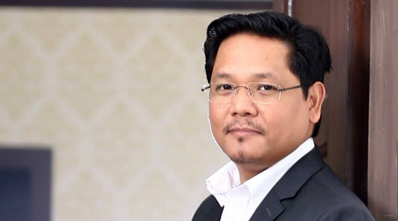 Meghalaya CM Conrad Sangma tests positive for Covid-19 | Sangbad Pratidin