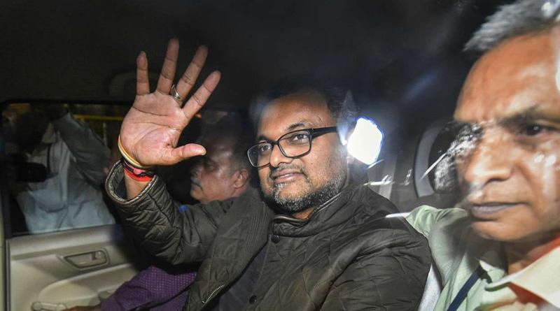 CBI interrogates Karti Chidambaram over graft