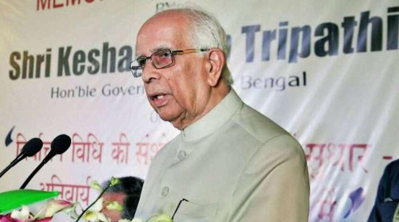 WB Governor Keshrinath Tripathi urges doctors to call off strike