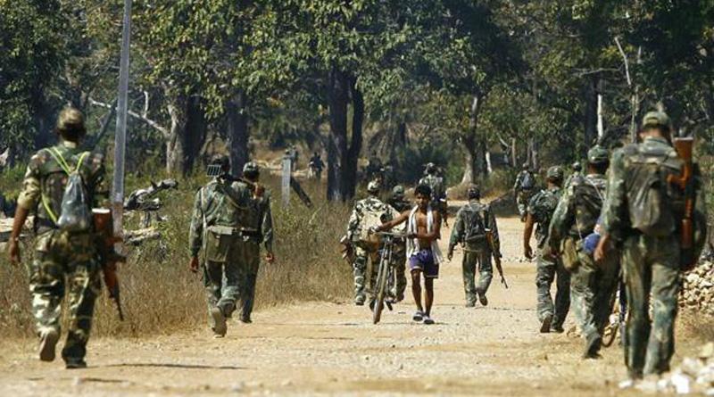 10 Maoists killed in encounter in Chhattisgarh