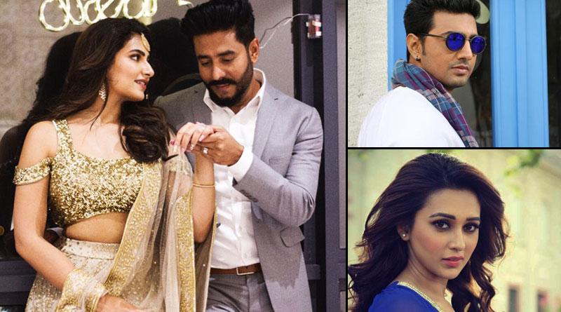 Here's how Dev-Mimi react on Raj-Subhashree's marriage