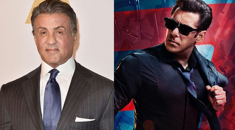 Sylvester Stallone shares Race 3 poster and Salman Khan is embarrassed