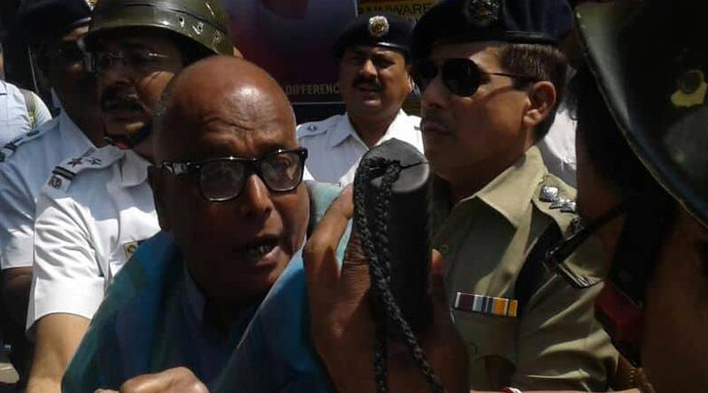 BJP-TMC clash in Kolkata during 'Shudhdhikaran' of Syama Prasad Mookerjee bust