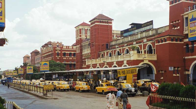 Fire at Howrah Station, train services not affected