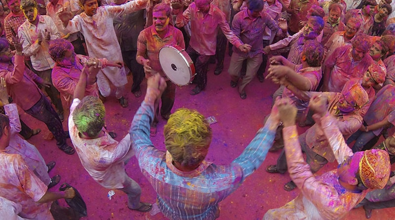 Holi hooliganism in AIIMS Patna, MBBS student barge into girls' hostel semi-naked