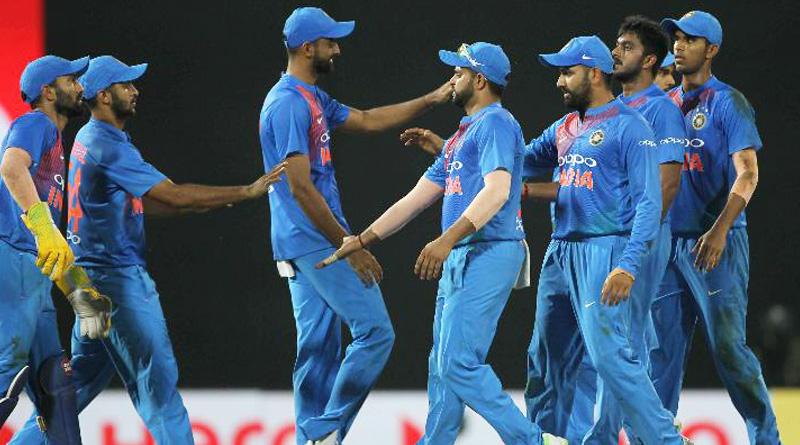 Nidahas T20 Tri-Series: Team India beats Bangladesh