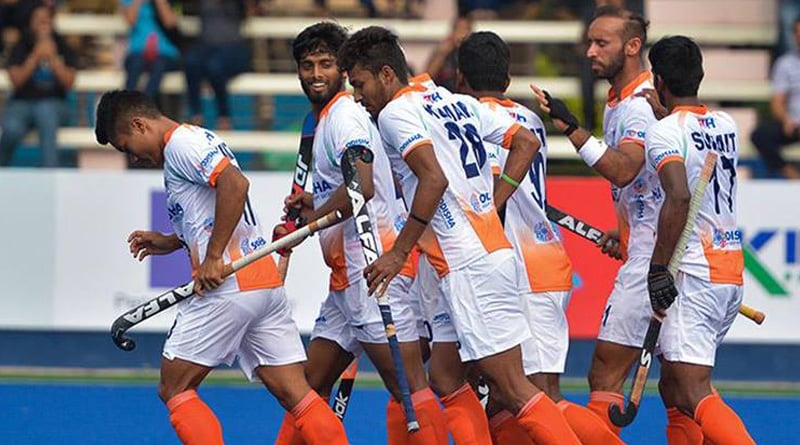 Sultan Azlan Shah Cup: India-England match ends with a draw