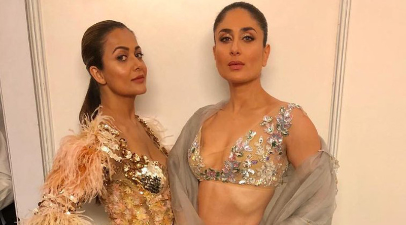 Trolls target Kareena Kapoor for flaunting waist in lehenga