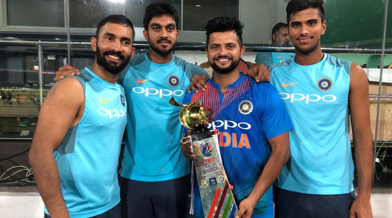 India vs Bangladesh, Nidahas Trophy: Rohit Sharma reveals reason for shifting Dinesh Karthik