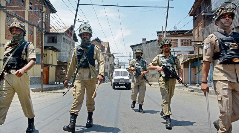 Terrorists loot Srinagar Bank, sweep cash worth in lakhs