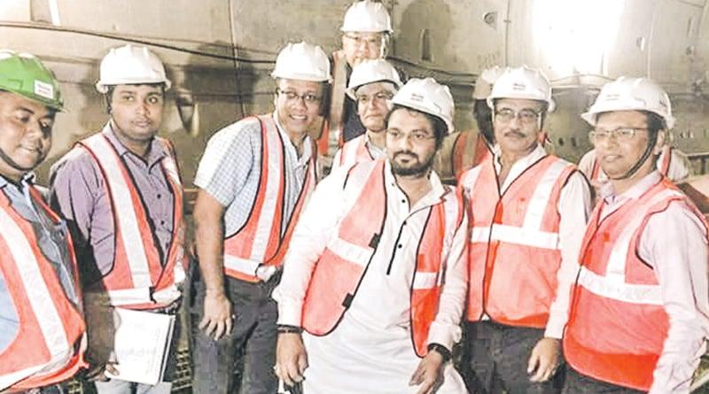 East-West metro to take off on Gandhi Jayanti