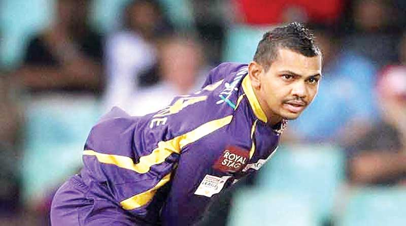 Sunil Narine's bowling action under scanner