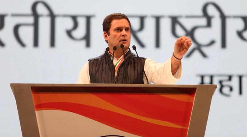 Rahul Gandhi's plane had a narrow escape: DGCA