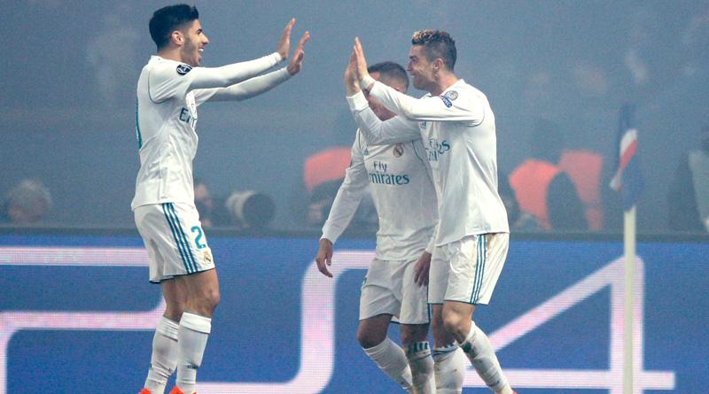 UEFA Champions League: Paris Saint-Germain bows to Real Madrid