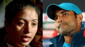 Indian pacer Mohammed Shami in row, wife Hasin Jahan refuses to stand by husband's side | Sangbad Pratidin